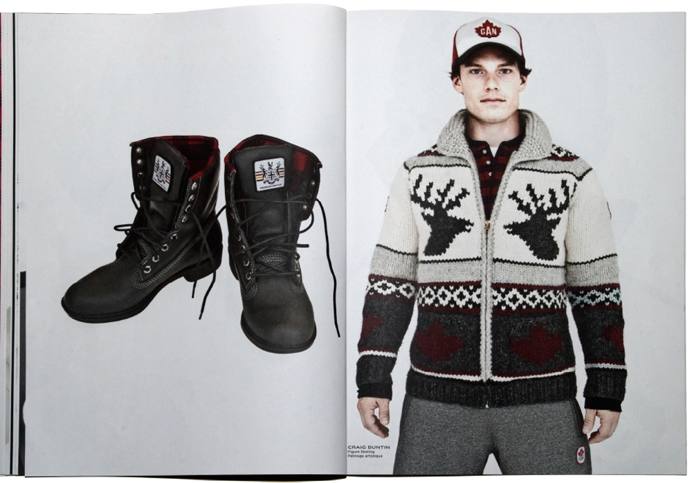 Vancouver 2010 Olympic Apparel Legacy Book