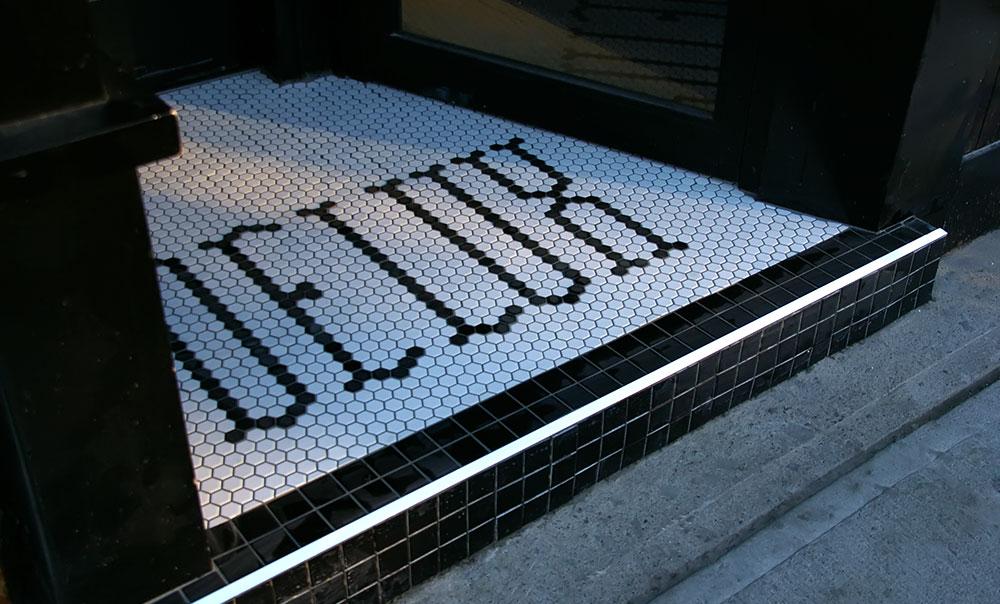 Delux Tile Entrance