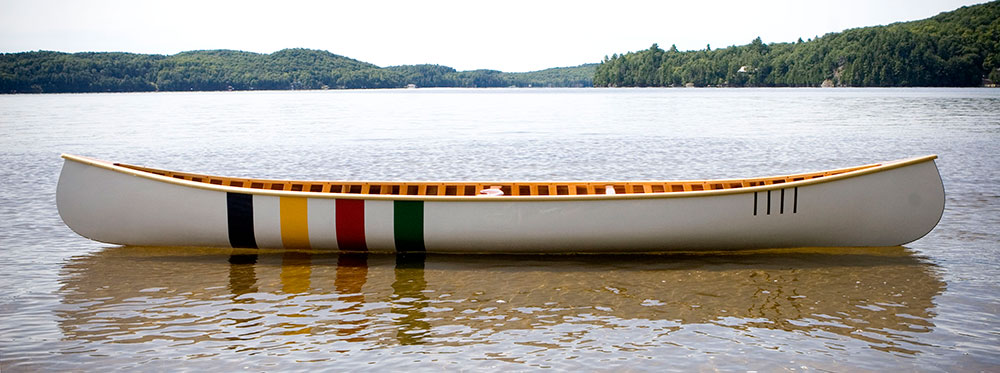 Hudson's Bay Canoe